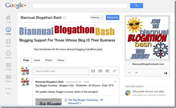 blogathongoogleplus