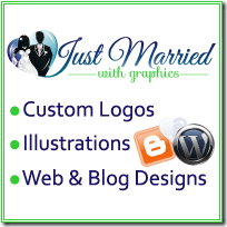 Just Married With Graphics