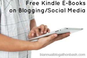 Free Kindle Ebooks on Blogging and Social Media