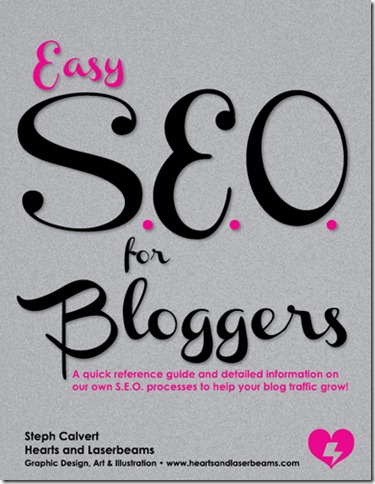 How to Increase Blog Traffic: Easy SEO for Bloggers e-book