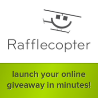 Rafflecopter.com is a Platinum Sponsor