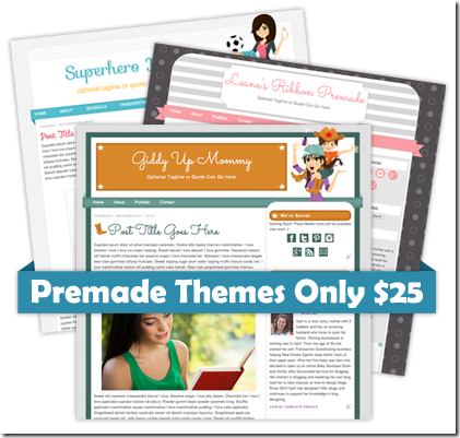 Premade Themes