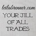 Leila Brenner - Your Jill of All Trades