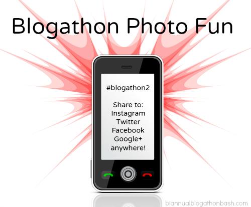 Blogathon Photo Fun