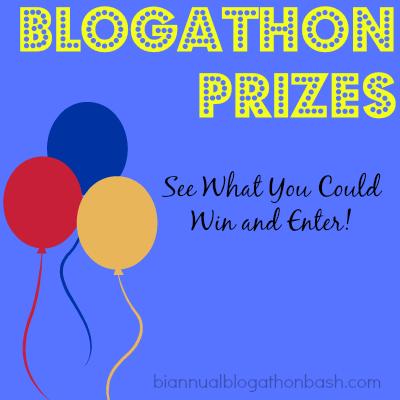 Blogathon Prizes