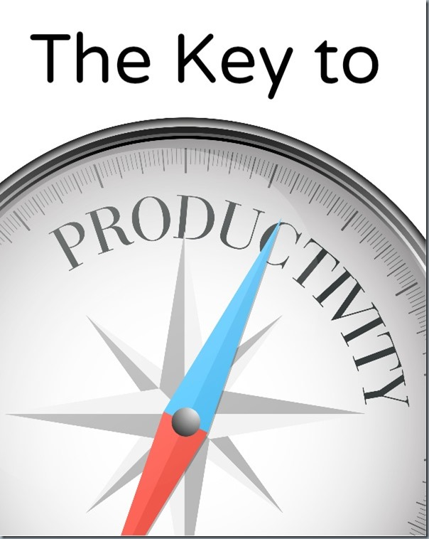 The Key to Productivity