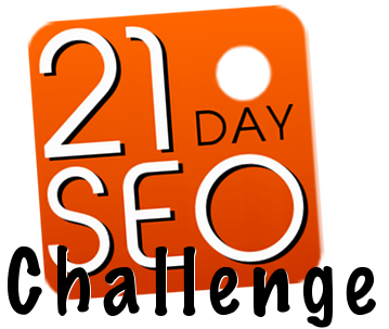 21 Day SEO Challenge