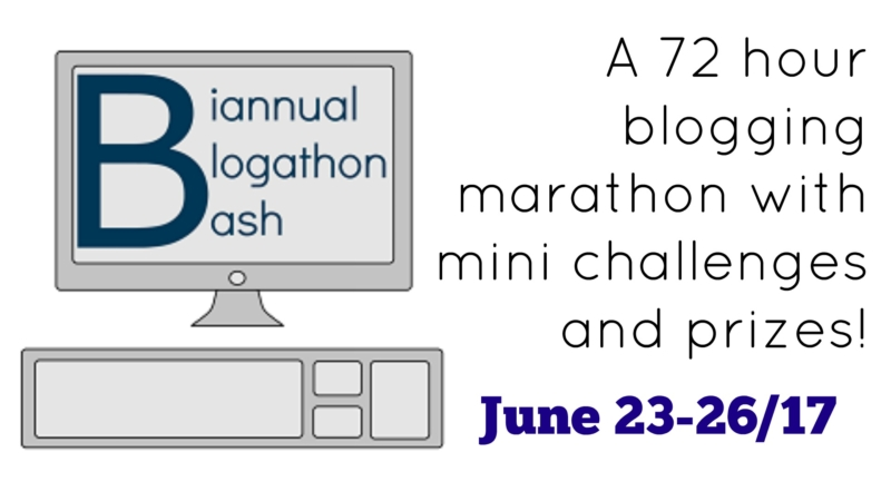 Join the Biannual Blogathon Bash