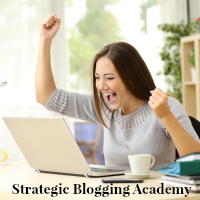 Strategic Blogging Academy